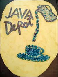 Java Depot has been serving up fresh coffee in Solana Beach for 16 years. (Photo by David J. Olender)