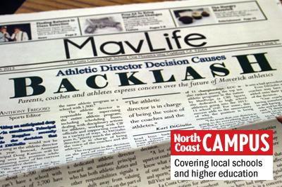 School's journalism class back this fall