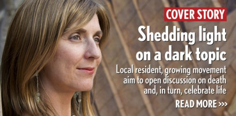 Shedding light on a dark topic: Local resident, growing movement aim to open discussion on death and, in turn, celebrate life