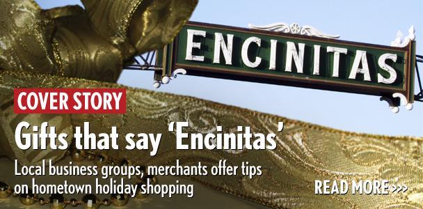 Gifts that say 'Encinitas'