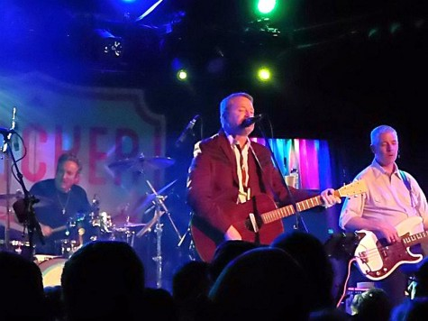 Cracker, Camper van Beethoven a perfect pairing at Belly Up