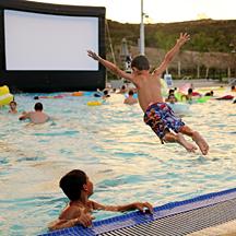 CARLSBAD: Summer splash kicks off season of family events