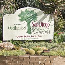 ENCINITAS: Garden has special offer for military through Sept. 7