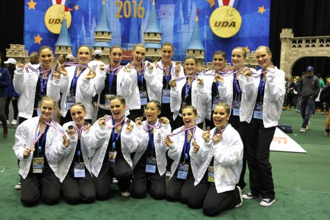 Carlsbad High School dance team earns top honors in competition