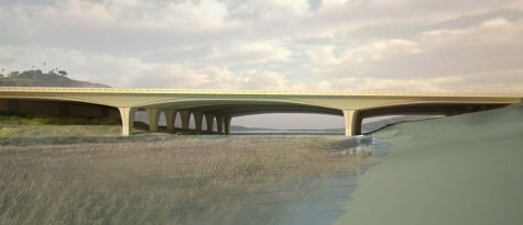 Work underway on I-5 expansion across San Elijo Lagoon
