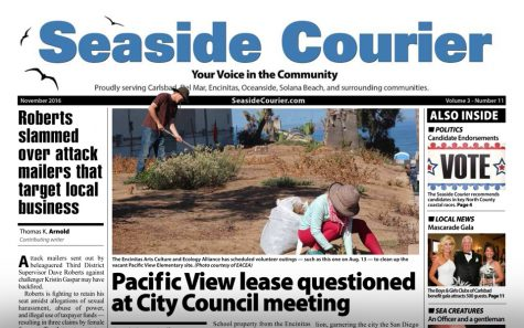 Seaside Courier newspaper ceases printing, cites revenue challenges
