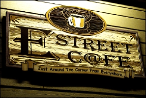 Eclectic E Street Café brewing success