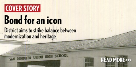Bond for an icon: District aims for balance