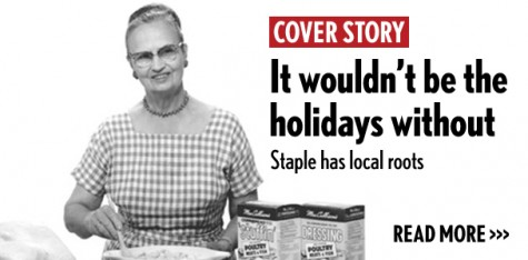 It wouldn't be the holidays without: Staple has local roots