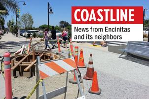 Merchants await finish of Solana Beach project