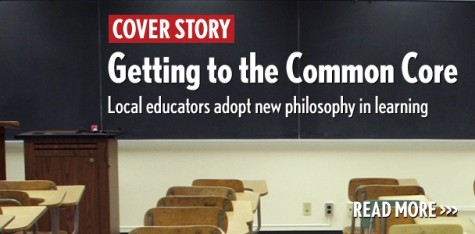 Getting to the Common Core: Local educators adopt new philosophy in learning