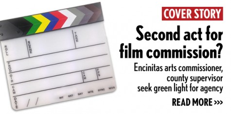 Second act for film commission? Encinitas arts commissioner, county supervisor seek green light for agency