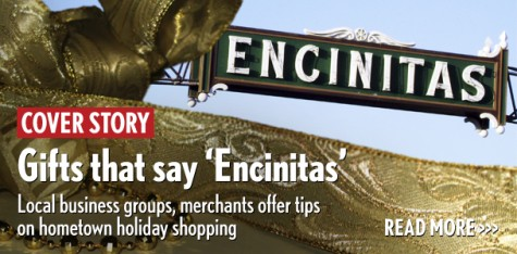 Gifts that say 'Encinitas'