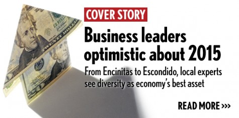 Business leaders optimistic about 2015