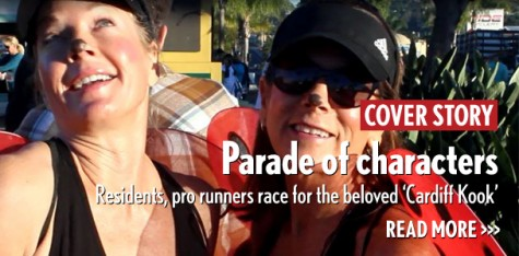 Parade of characters: Residents, pro runners race for the beloved 'Cardiff Kook'