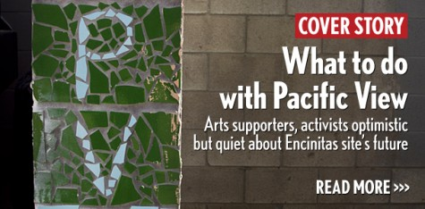What to do with Pacific View: Arts supporters, activists optimistic but quiet about Encinitas site's future
