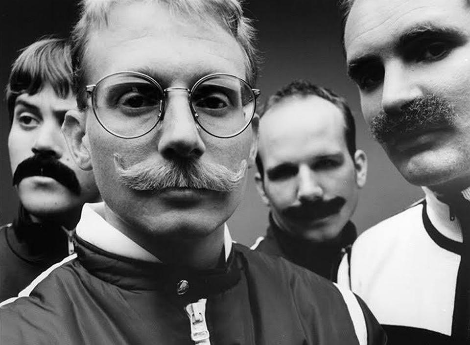 The band Hum continues to be led by Matt Talbott. (Hum publicity photo)