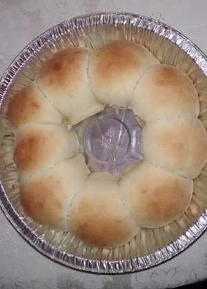 Dinner rolls can be made ahead of time and baked fresh for the holidays. (Photo by Laura Woolfrey Macklem)