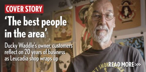 'The best people in the area': Ducky Waddle's owner, customers reflect on 20 years of business as Leucadia shop wraps up