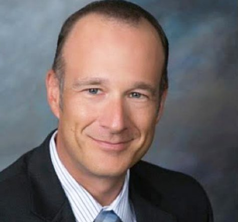 Eric Dill will continue permanently as superintendent of the San Dieguito Union High School District after serving as its interim leader for several months, the district announced Jan. 6. (Courtesy photo)