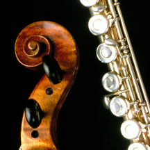 Musical instruments. (FreeImages photo by Eduardo Guillen)