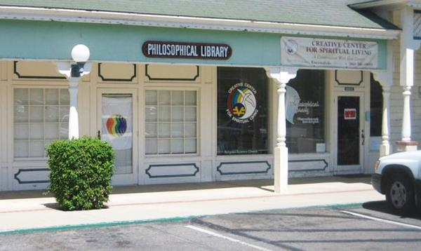 The Philosophical Library's most recent Escondido home was combined with the Creative Center for Spiritual Living. Library managers seek a new home after losing this location. (Escondido Grapevine photo)