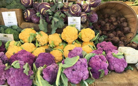 The nonprofit Del Mar Farmers Market offers fresh local produce. (Photo courtesy of Del Mar Farmers Market)