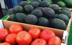 The Encinitas Station Farmers Market offers fresh produce from local growers. (Photo courtesy of Encinitas 101)