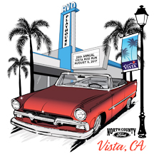 Vista Rod Run. (Courtesy photo)