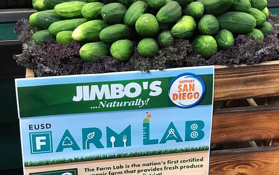 Jimbo%E2%80%99s+grocery+chain+is+among+the+sponsors+of+Encinitas+Union+School+Distirct%E2%80%99s+Farm+Lab.+%28EUSD+Farm+Lab+photo%29