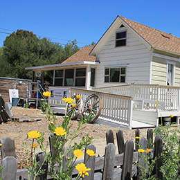 San Dieguito Heritage Museum in Encinitas. (Courtesy photo by Jay A. Clark)
