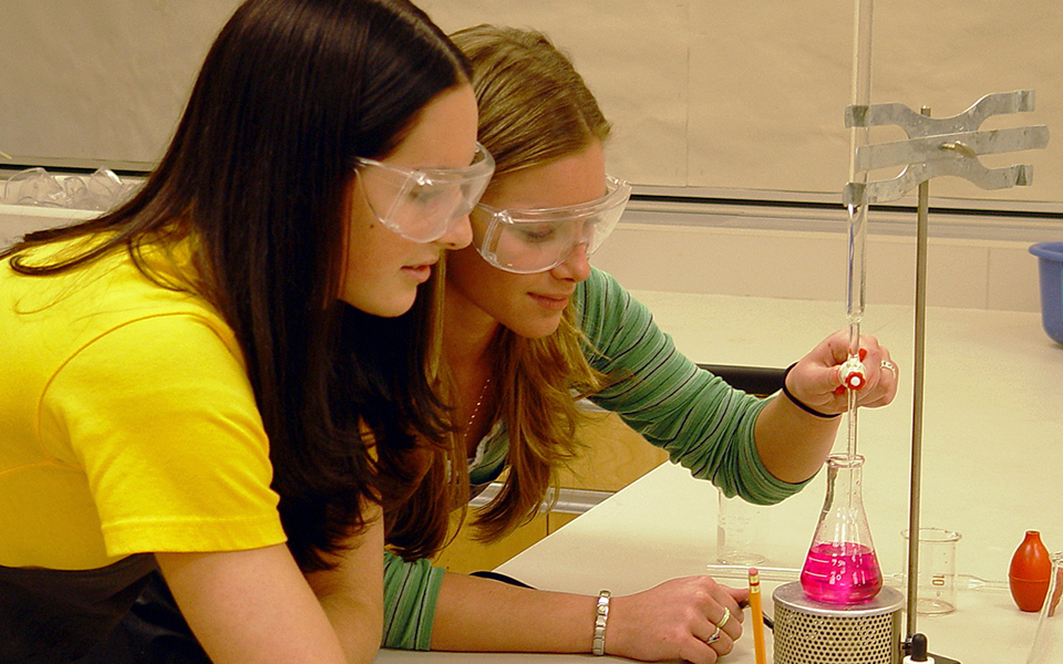 STEM education refers to science, technology, engineering and math. (Photo by Dan MacDonald, Freeimages)