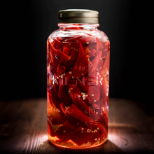 Pickled peppers. (Steven Bennett, Unsplash)