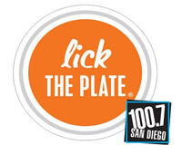 Lick the Plate logo