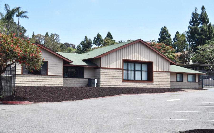 Work is underway on The Rhoades School's second campus in Encinitas. The facility is the former site of Rancho Encinitas Academy. (Rhoades School photo)
