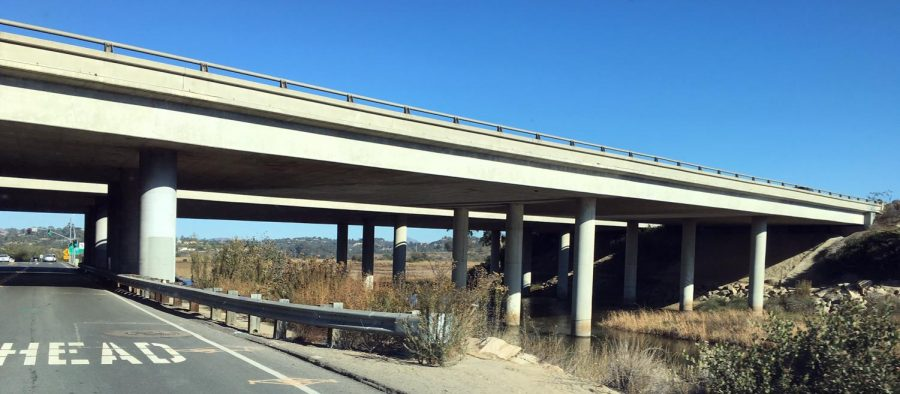 The+original+Interstate+5+bridge+across+San+Elijo+Lagoon+in+Encinitas+is+pictured+Oct.+20%2C+2016%2C+before+work+began+on+the+freeway%E2%80%99s+expansion.+%28North+Coast+Current+file+photo%29