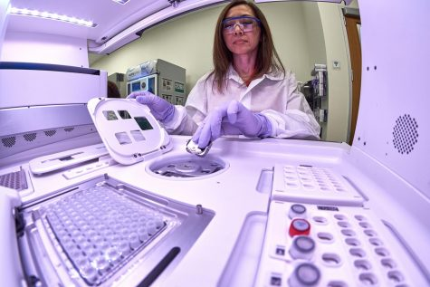 Carlsbad-linked Thermo Fisher gets OK to produce COVID-19 tests