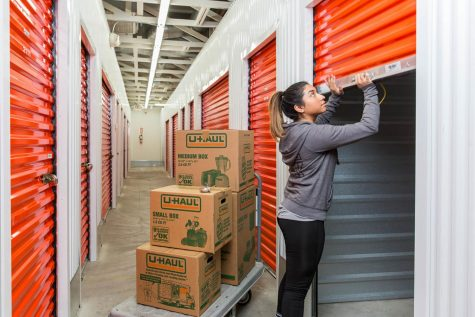 U-Haul is offering 30 days of free self-storage across the U.S. and Canada to college students with ID who have been affected by university schedule changes due to coronavirus concerns. (U-Haul courtesy photo)