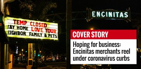 Hoping for business: Encinitas merchants reel under coronavirus curbs