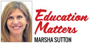 Education Matters by Marsha Sutton