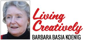 Living Creatively by Barbara Basia Koenig