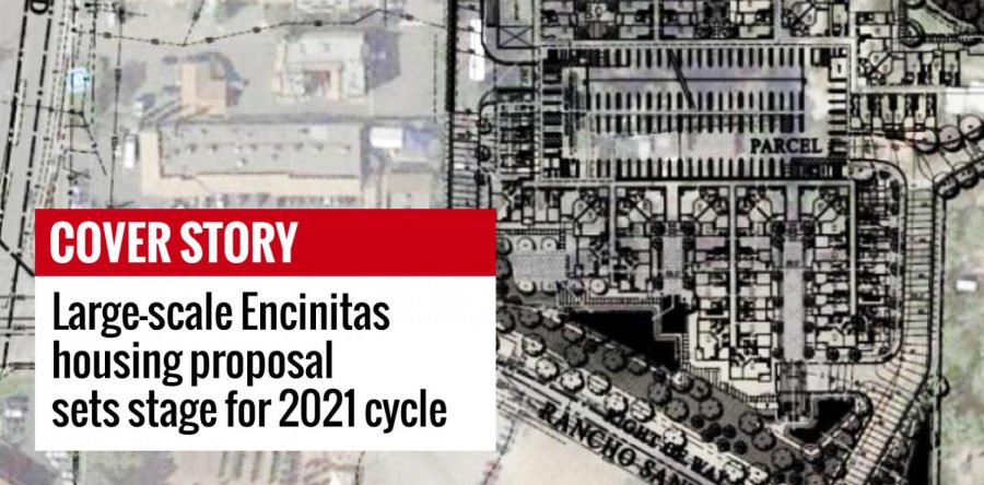 Large-scale Encinitas housing proposal sets stage for 2021 cycle
