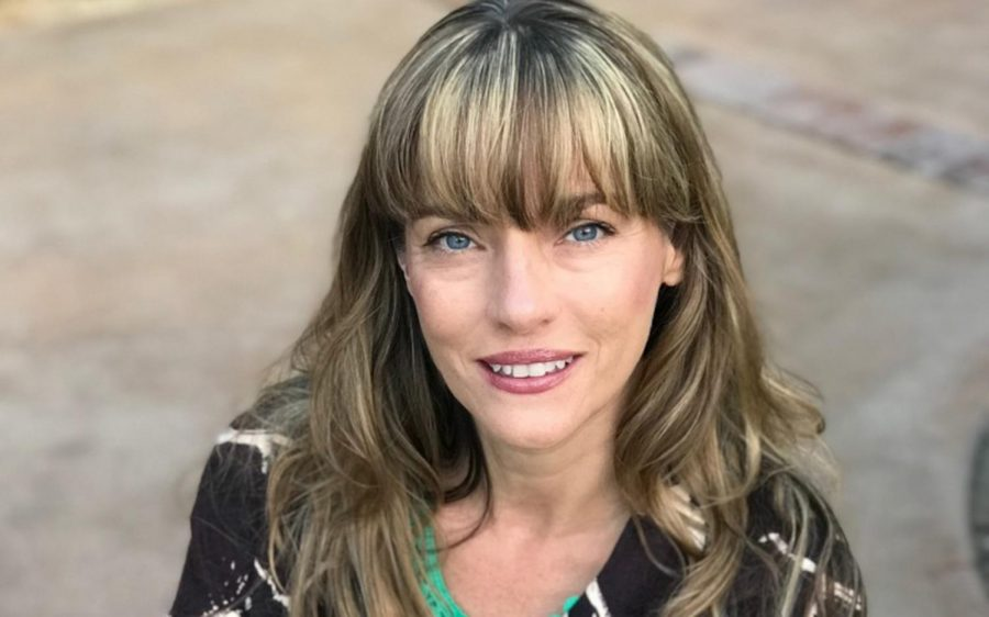 Kristin Gibson, who represented Area 5 on the San Dieguito Union High School District board, resigned March 19. (Courtesy photo)