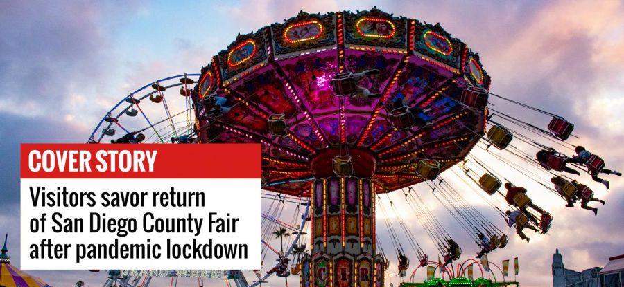 Visitors savor return of San Diego County Fair after pandemic lockdown